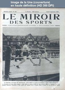 Le miroir des sports page profil youscribe for Le miroir des sports