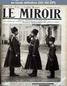 LE MIROIR  numéro 174 du 25 mars 1917