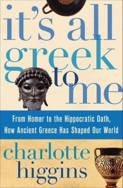 It's All Greek To Me