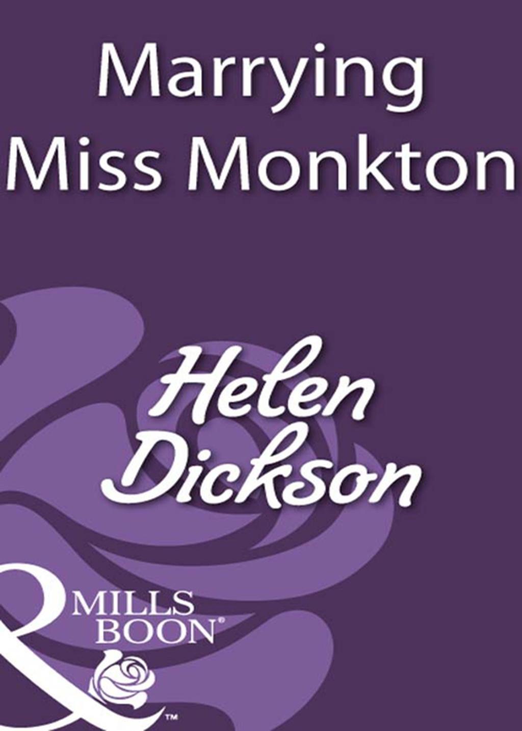 Marrying Miss Monkton (Mills & Boon Historical)