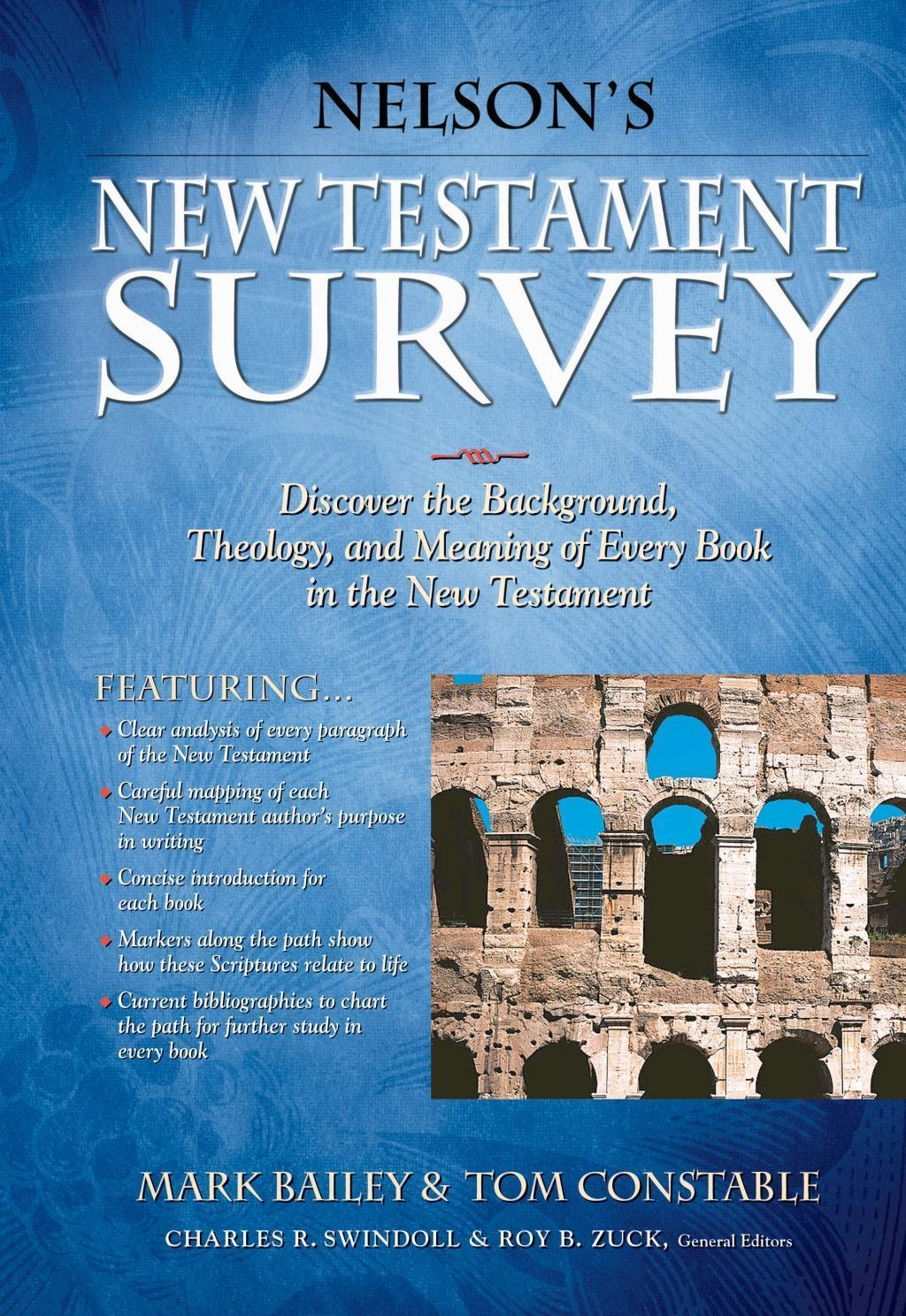 Nelson's New Testament Survey