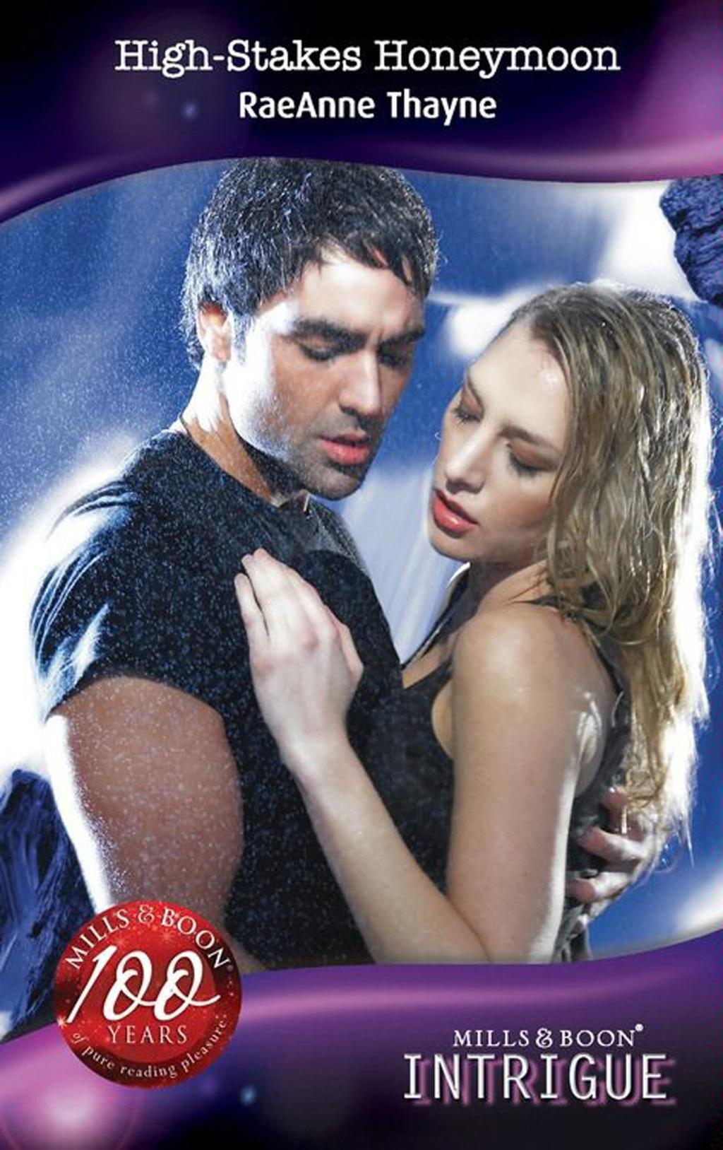 High-Stakes Honeymoon (Mills & Boon Intrigue)