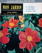 MON JARDIN ET MA MAISON numéro 29 du 01 octobre 1960