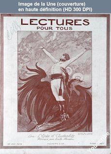 LECTURES POUR TOUS du 15 mai 1919