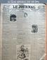 LE JOURNAL  numéro 11135 du 13 avril 1923