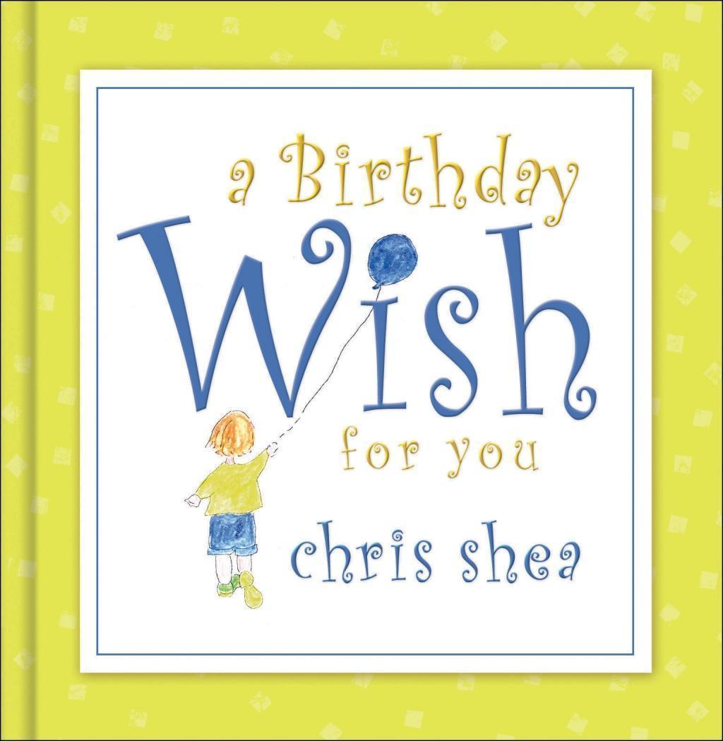 A Birthday Wish for You