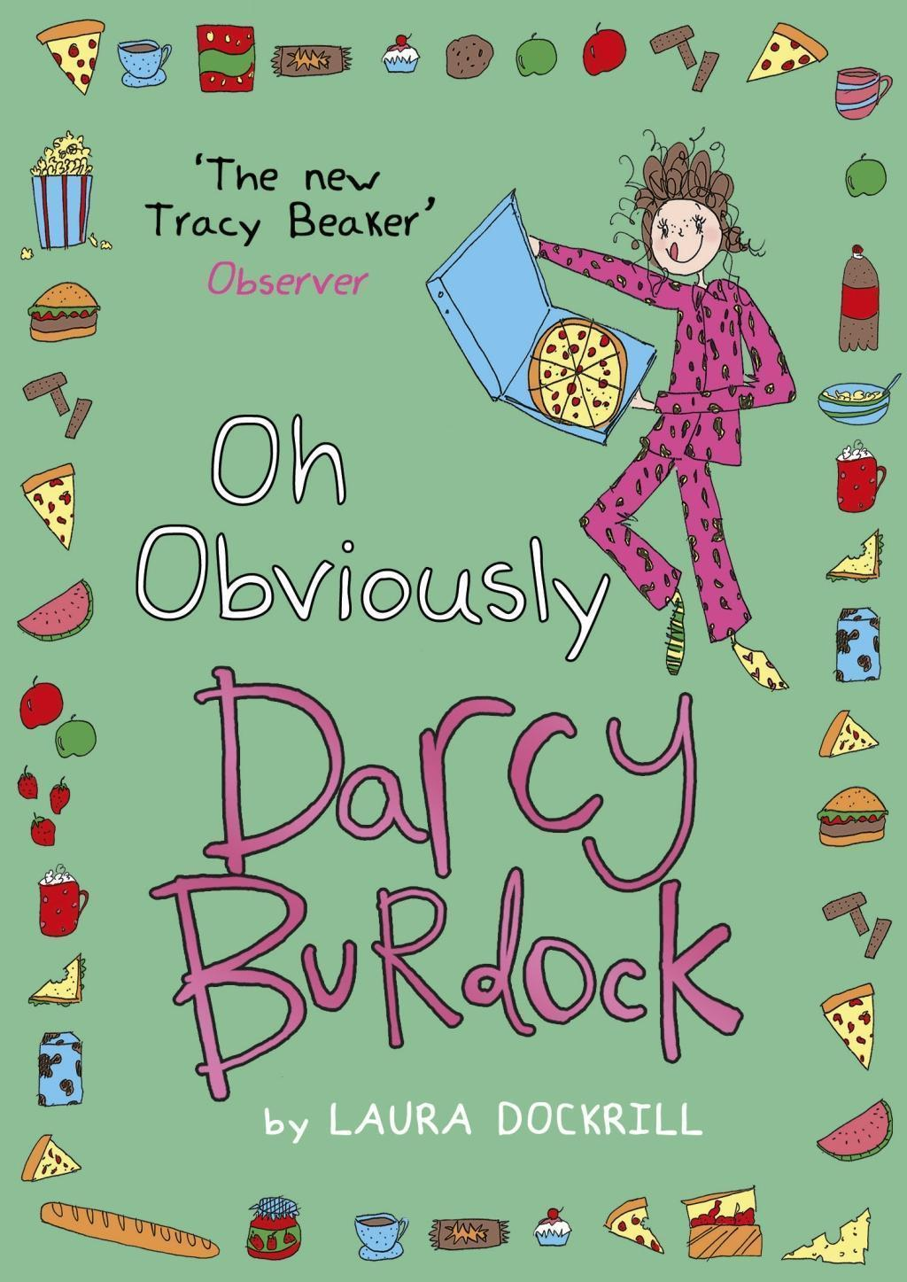 Darcy Burdock: Oh, Obviously