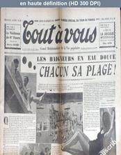 TOUT A VOUS numéro 22 du 19 juillet 1934