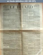 LE BRIARD  numéro 20 du 12 mars 1910