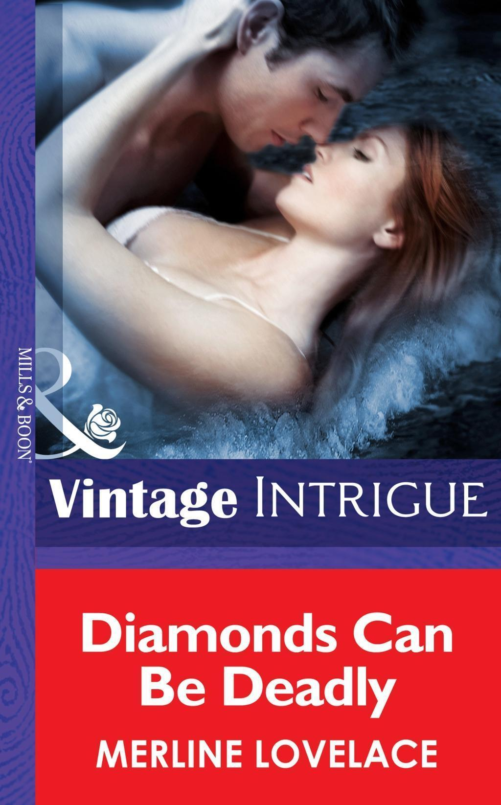 Diamonds Can Be Deadly (Mills & Boon Intrigue) (Code Name: Danger, Book 8)