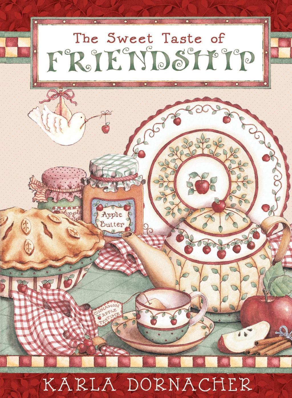 The Sweet Taste of Friendship