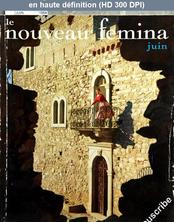 NOUVEAU FEMINA du 01 juin 1954