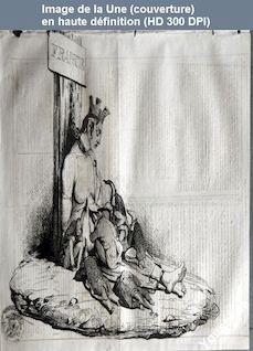 LE CHARIVARI  numéro 89 du 09 avril 1835