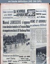 LA NOUVELLE REPUBLIQUE  du 30 mai 1960