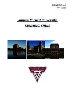 Témoignage : visite de la Chine