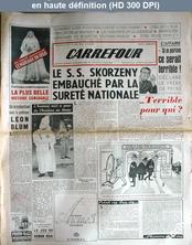 CARREFOUR numéro 290 du 04 avril 1950