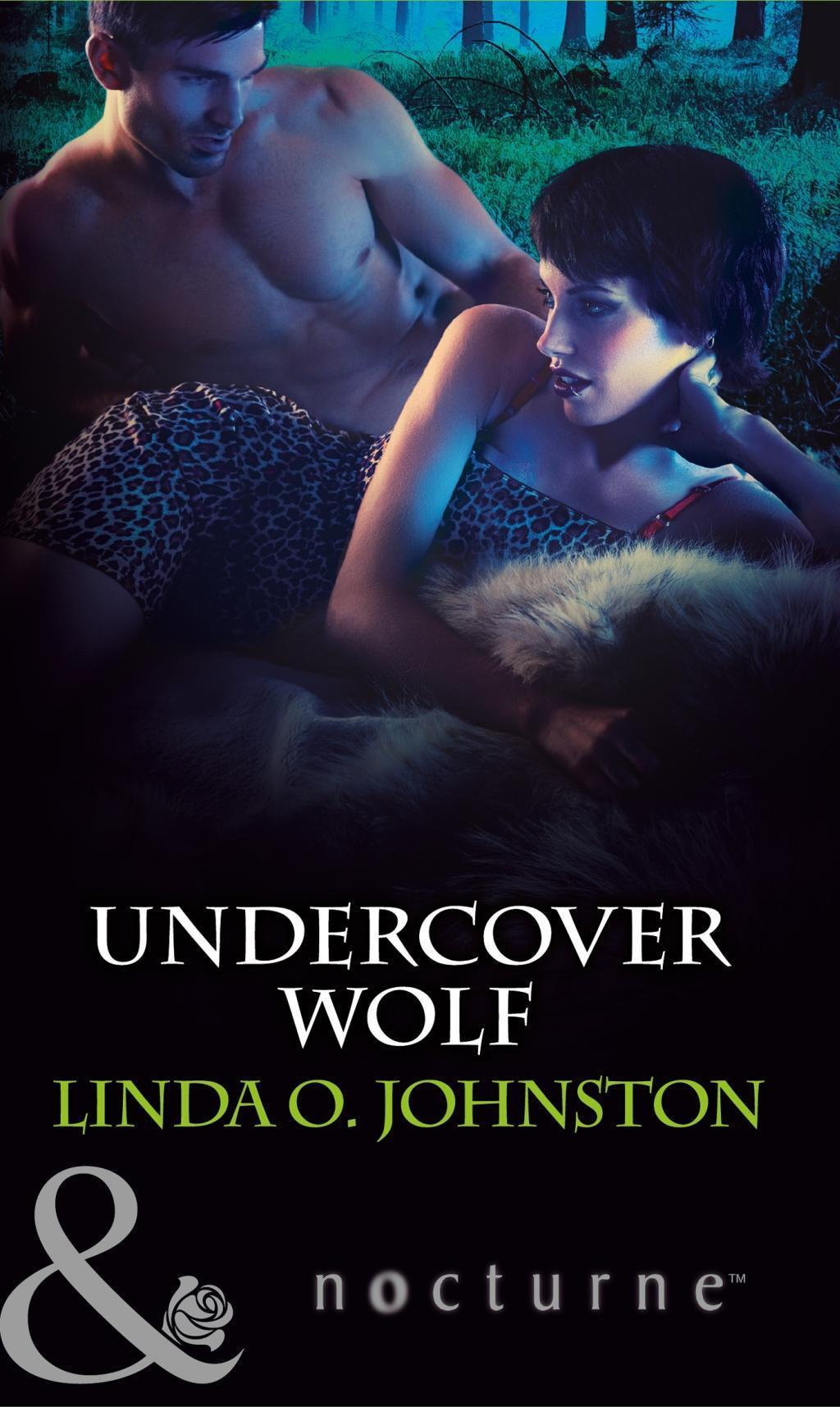 Undercover Wolf (Mills & Boon Nocturne)