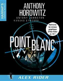 Harrap's Alex Rider / Point Blanc