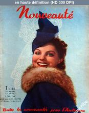 NOUVEAUTE numéro 35 du 04 septembre 1938