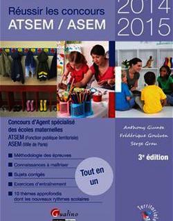 Réussir les concours ATSEM/ASEM 2014-2015