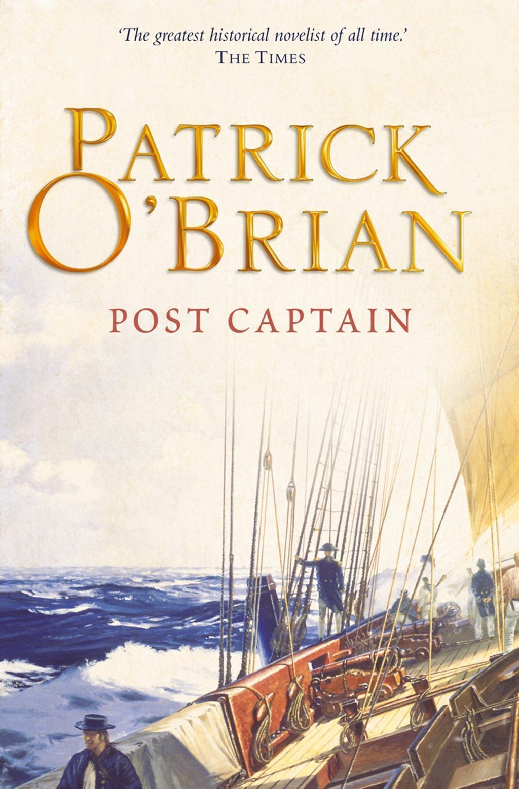 Post Captain: Aubrey/Maturin series, book 2