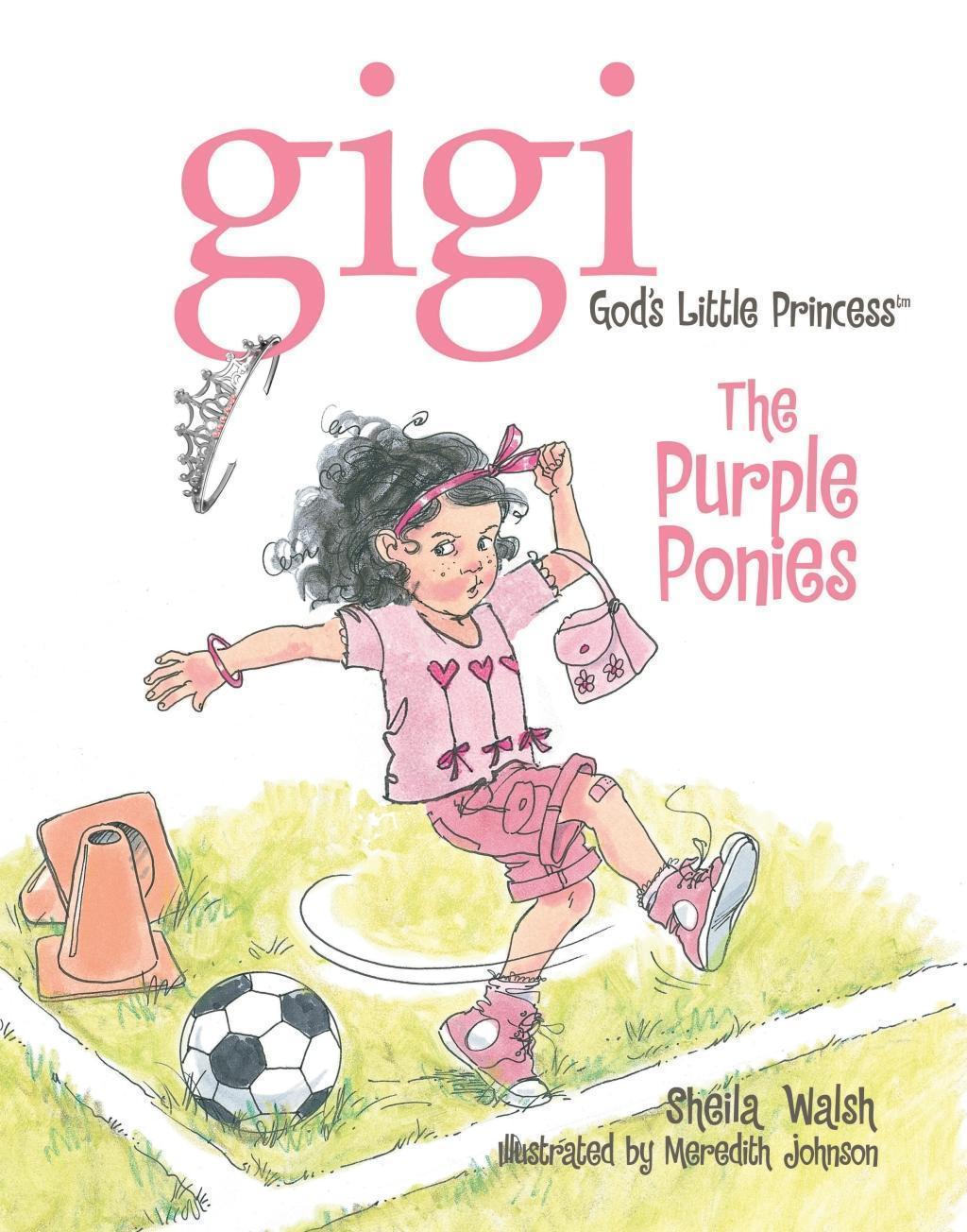 The Purple Ponies