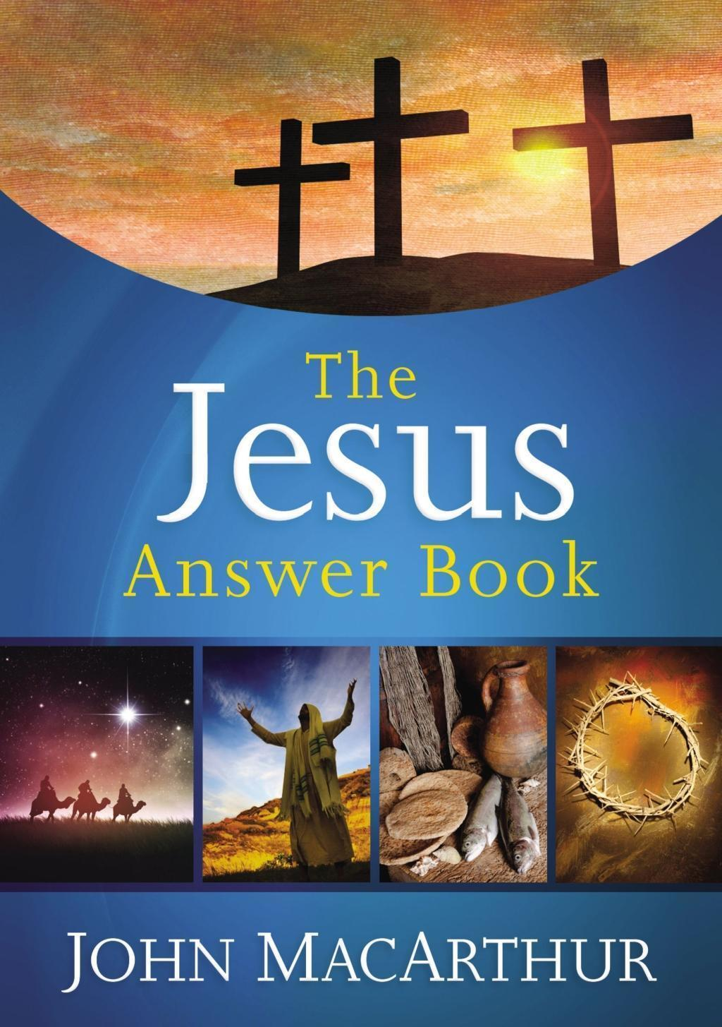 The Jesus Answer Book