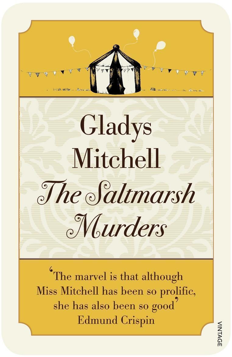 The Saltmarsh Murders