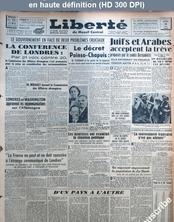 LIBERTE numéro 1150 du 10 juin 1948