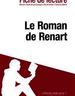 Le Roman de Renart, Anonyme - Fiche de lecture