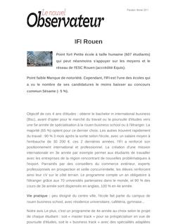 IFI Rouen