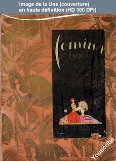 FEMINA du 01 décembre 1921