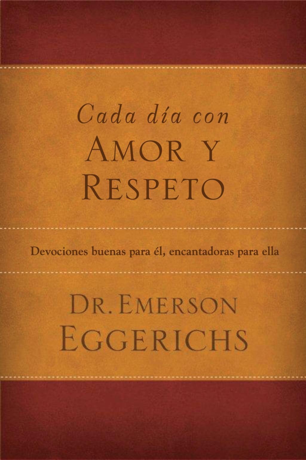 Cada día con amor y respeto