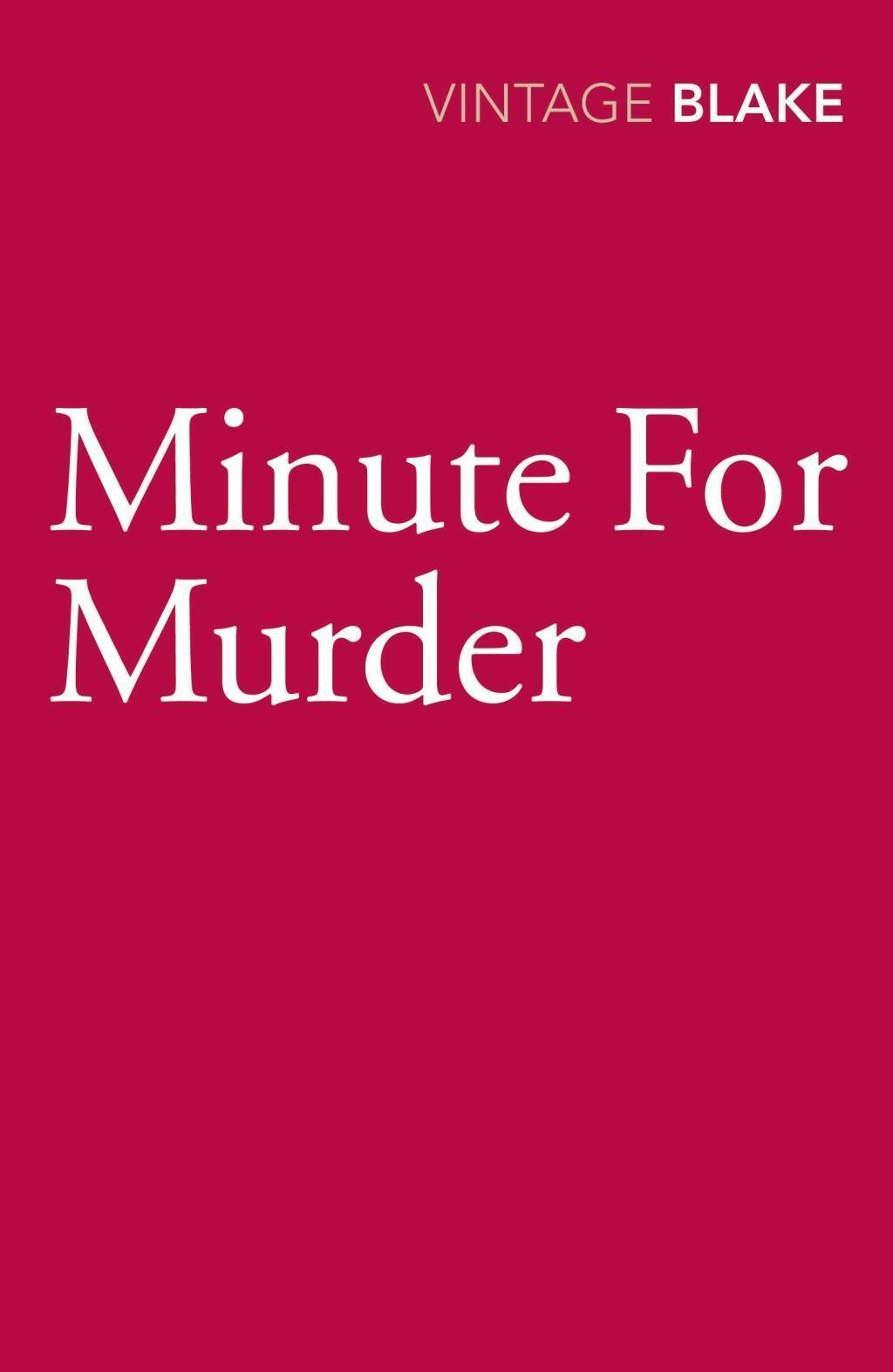 Minute for Murder