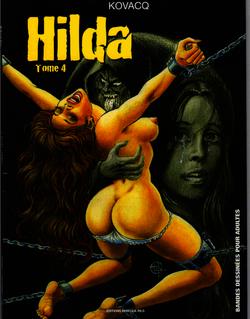 Hilda tome 4 ( Hanz Kovacq)