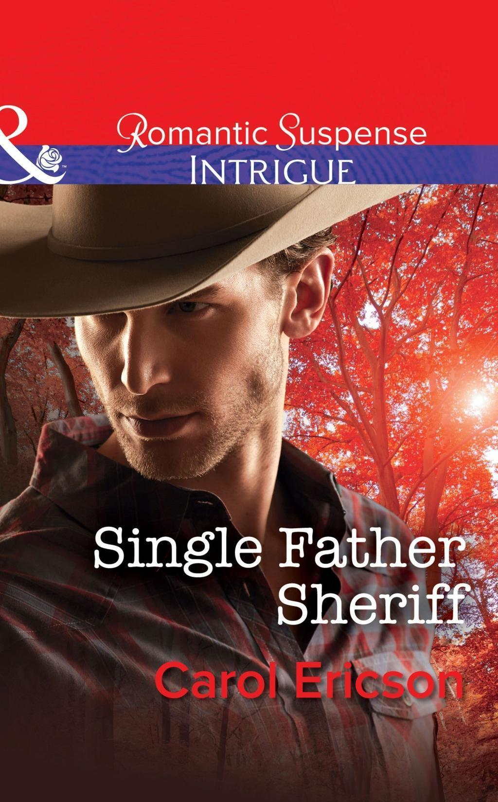 Single Father Sheriff (Mills & Boon Intrigue) (Target: Timberline, Book 1)