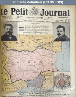 LE PETIT JOURNAL SUPPLEMENT ILLUSTRE  numéro 1511 du 07 décembre 1919