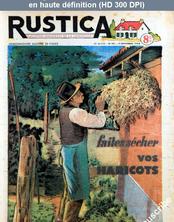 RUSTICA numéro 38 du 19 septembre 1948