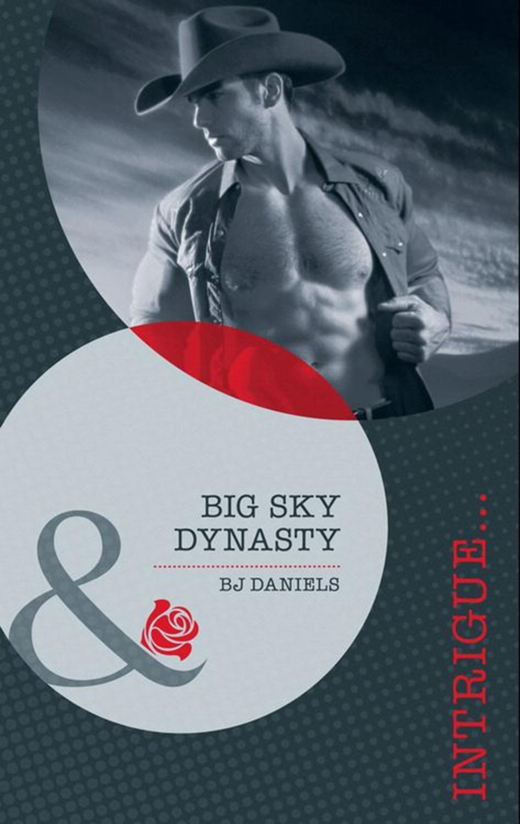 Big Sky Dynasty (Mills & Boon Intrigue)