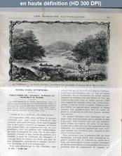 LES MISSIONS CATHOLIQUES  numéro 1875 du 12 mai 1905