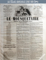 LE MOUSQUETAIRE  numéro 311 du 07 novembre 1855