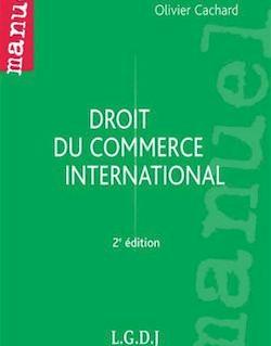 droit du commerce international cours pdf