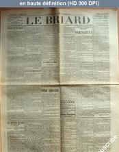 LE BRIARD  numéro 30 du 21 avril 1909