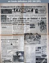 L' EQUIPE  numéro 1336 du 24 juillet 1950