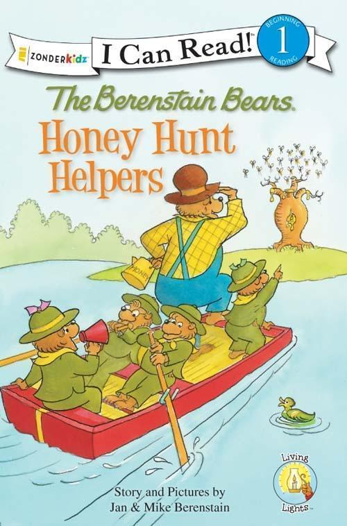 The Berenstain Bears: Honey Hunt Helpers