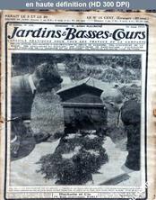 JARDINS ET BASSES COURS numéro 128 du 20 juin 1913