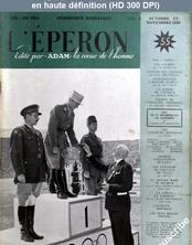 L' EPERON  numéro 55 du 01 octobre 1948