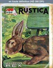 RUSTICA numéro 51 du 18 décembre 1955
