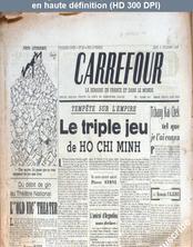 CARREFOUR numéro 120 du 05 décembre 1946