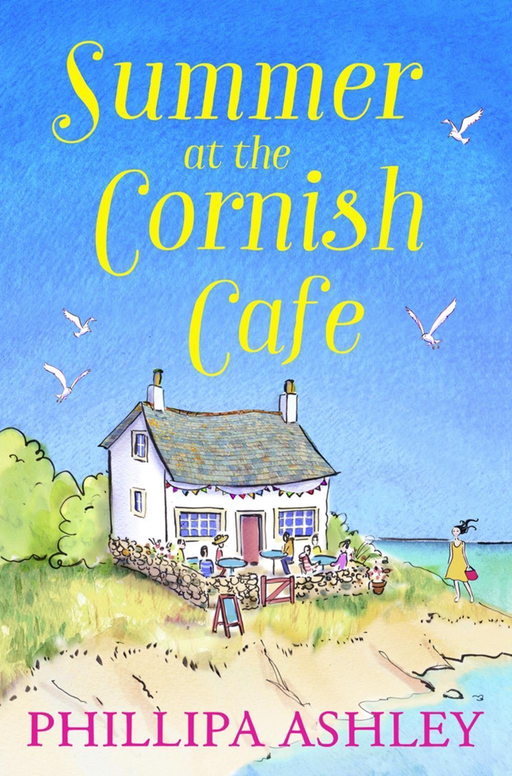 Summer at the Cornish Cafe: Perfect for fans of Poldark (The Penwith Trilogy, Book 1)
